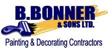 Brian Bonner & Sons Ltd, Painting & Decorating Contractors, Donegal